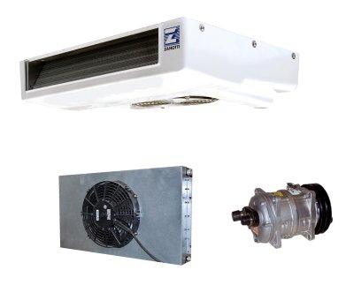Zanotti hűtő SFZ007-008