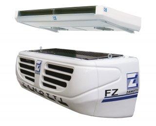 Zanotti hűtő SFZ238