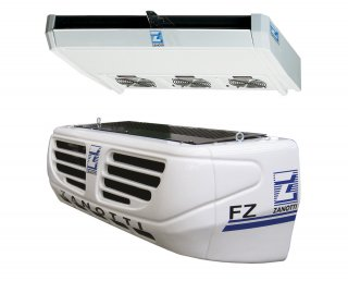 Zanotti hűtő SFZ248