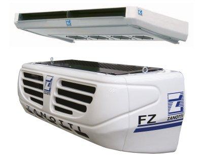 Zanotti hűtő SFZ258