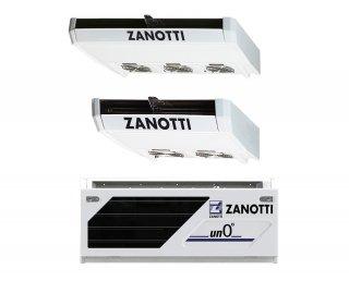 Zanotti hűtő MT U100U