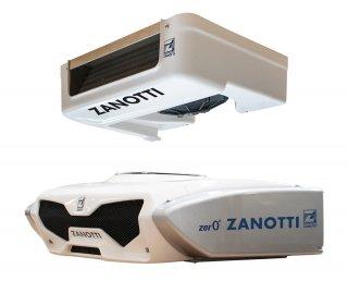 Zanotti hűtő 200S-Z250S