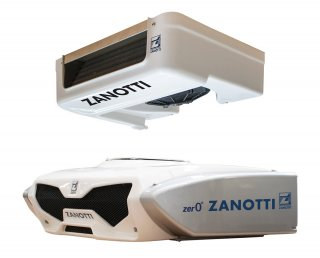 Zanotti hűtő Z200S-Z250S