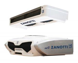 Zanotti hűtő Z350s