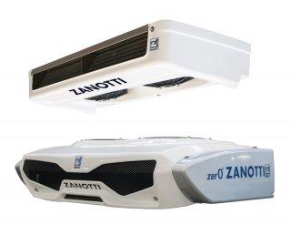 Zanotti hűtő Z380s